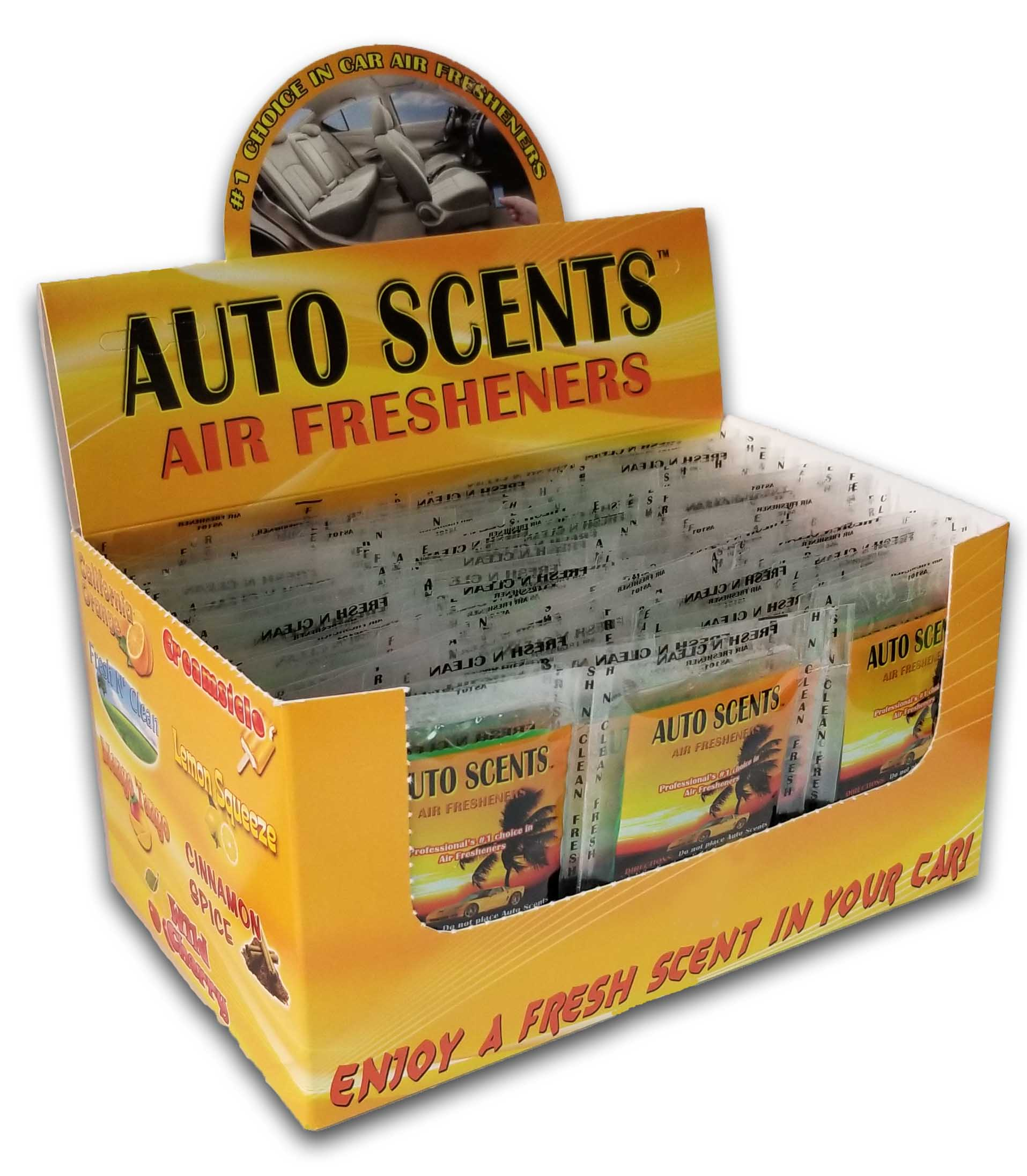 New Car Scent 90ct Boxes