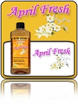 April Fresh  Air Freshener Concentrate 8 oz.