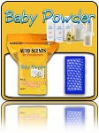 Baby Powder 60 Count