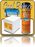 Cool Breeze Odor Bomb CASE (12 CANS)