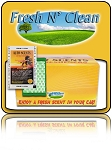 Fresh N' Clean 90ct Boxes