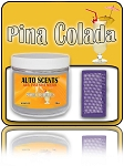 Pina Colada Air Freshener 20-Count