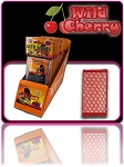 Wild Cherry 3 pack in retail display box 36 count