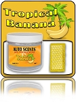 Tropical Banana Air Freshener 20-Count