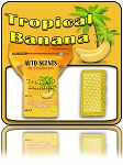 Tropical Banana 60 Count
