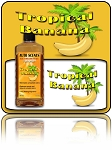 Tropical Banana  Air Freshener Concentrate 8 oz.