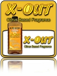 X-Out Odor Eliminator Air Freshener Concentrate 8 oz.