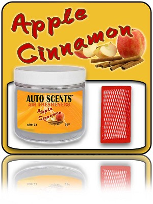 Apple Cinnamon Air Freshener 20-Count