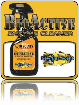 BioActive (New Car Scent) 32 oz.