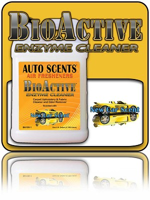 BioActive (New Car Scent) One Gallon