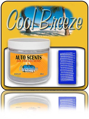 Cool Breeze Air Freshener 20-Count
