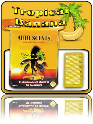Tropical Banana  300 Count